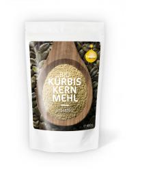 Kürbiskernmehl glutenfrei 400 g