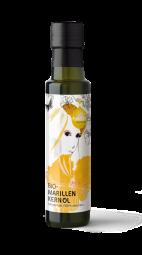 Marillenkernöl von der Ölmühle Fandler